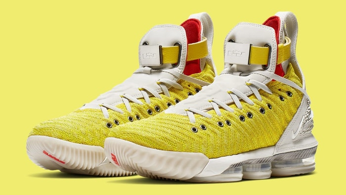 pretty nice 24223 197ca Another  HFR  Nike LeBron 16 Is Releasing Soon