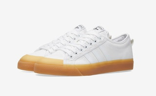Here Are Our Favorite White Kicks With a Gum Sole to Shop Right Now 94ff3556e
